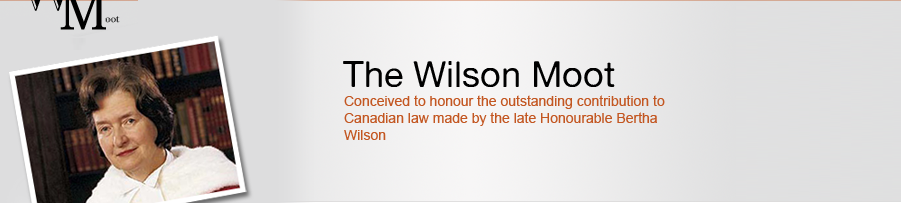 The Wilson Moot company